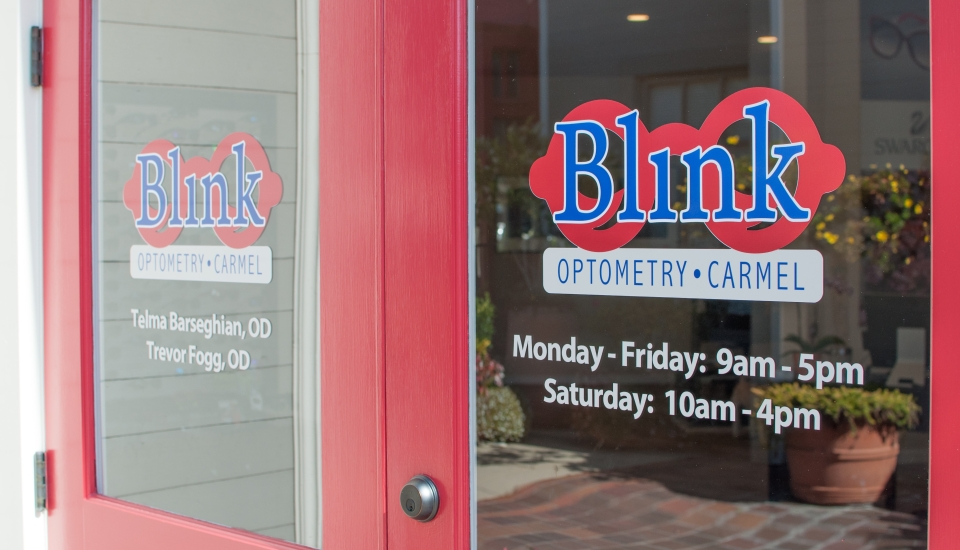 Blink Optometry Carmel | Drs. Barseghian and Fogg OD