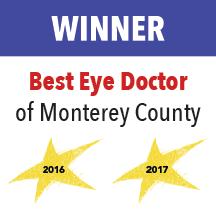 Blink Voted Best of Monterey 2016-2017